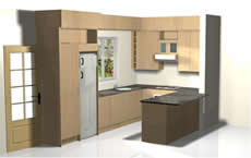 Kitchen Design on Kitchen Designs   Diy 3d Kitchen Designs   Photos